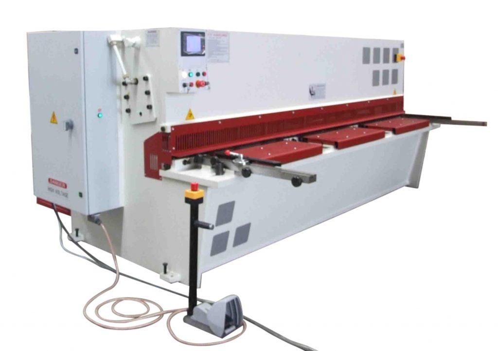 Hydraulic Metal Shearing Machine Hydraulic Guillotine