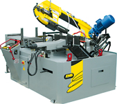 Horizontal Steel Cutting Bandsaw JUPITER VHZ - Service a Horizontal Bandsaw