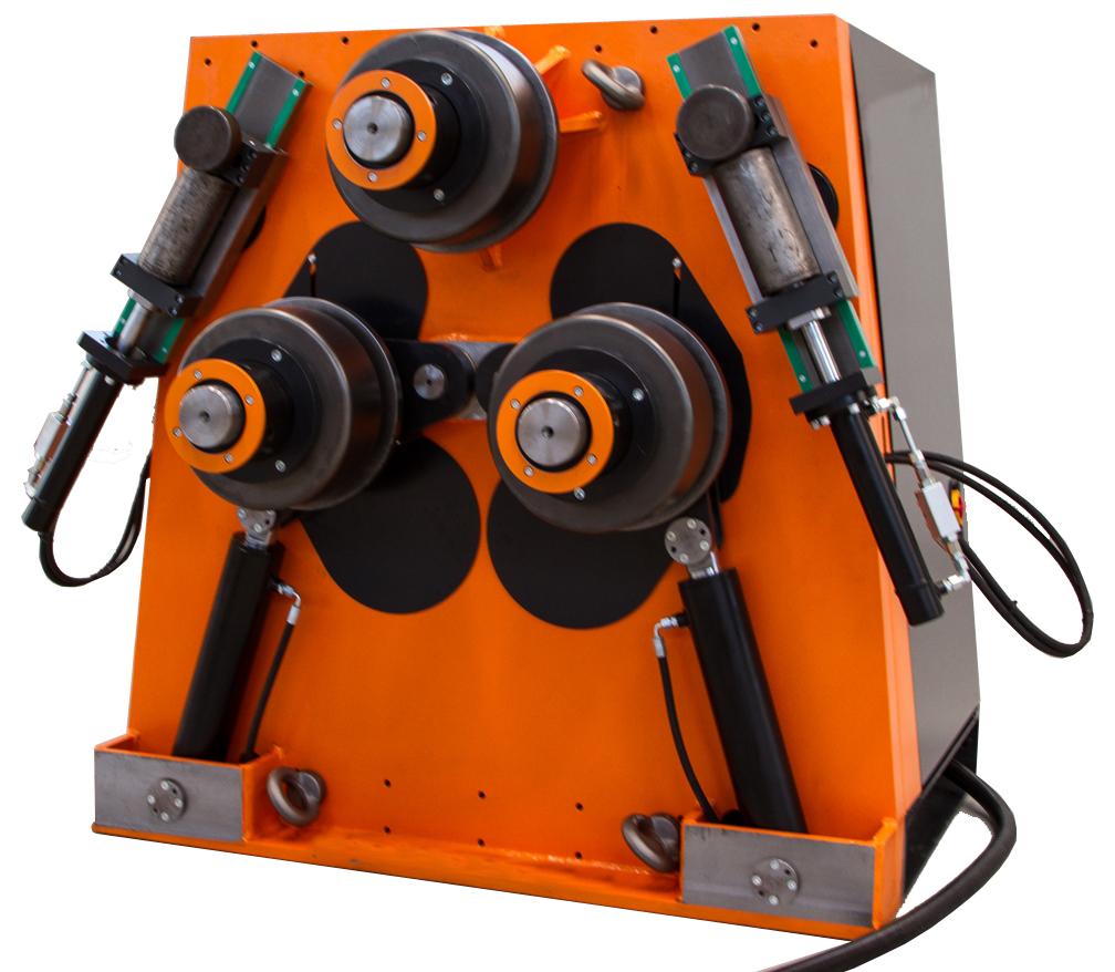 Roccia 1 3 cut out - Service a Metal Rolling Machine