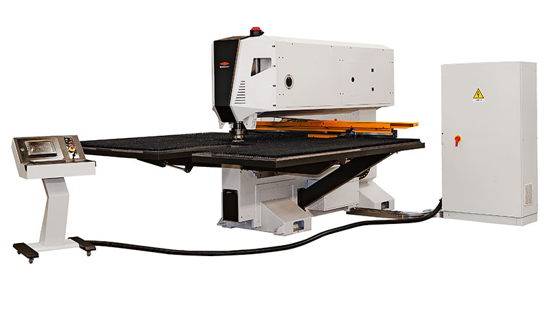 Servo Electric Sheet Metal Punch
