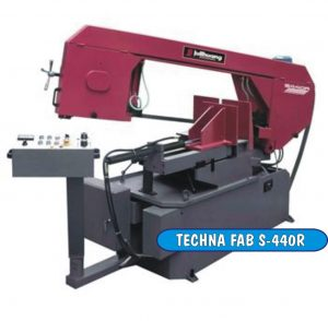 Mitre cutting bandsaw