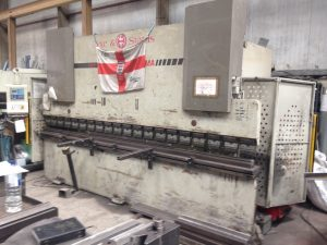 DURMAZLAR HAP 4100 x 200 Press Brake
