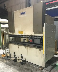 ERMAKSAN AP 2600 x 80 Press Brake
