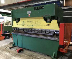HACO PPES 30135 Hydraulic Press Brake