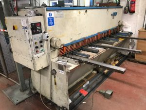 LVD HST 25/6 Hydraulic Guillotine