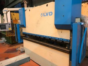 Used Metal Working Machinery