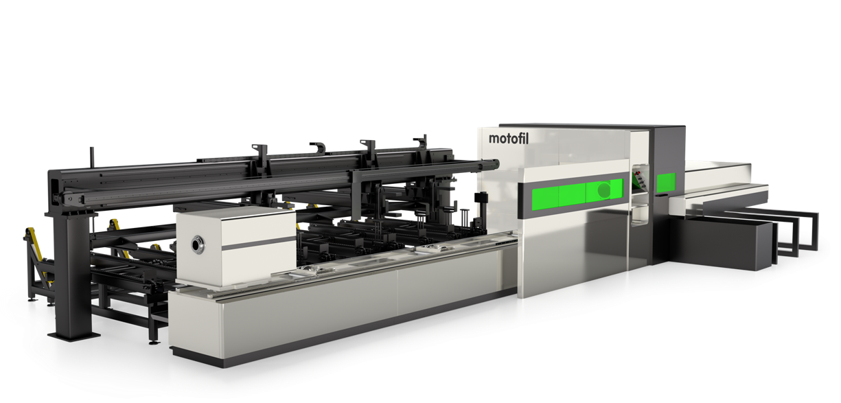 MFLTube MACreative - Service a Fibre Laser Cutting Machine