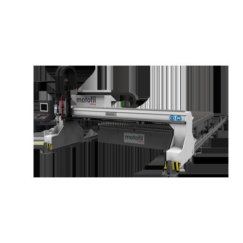 CNC plasma gantry
