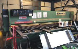 HACO PS 306 Hydraulic Guillotine