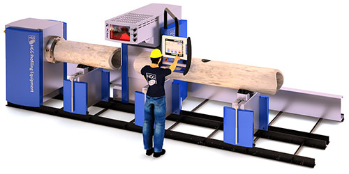 PC 600 plasma pipe cutting machine - 3D CNC Profile Cutting Machines