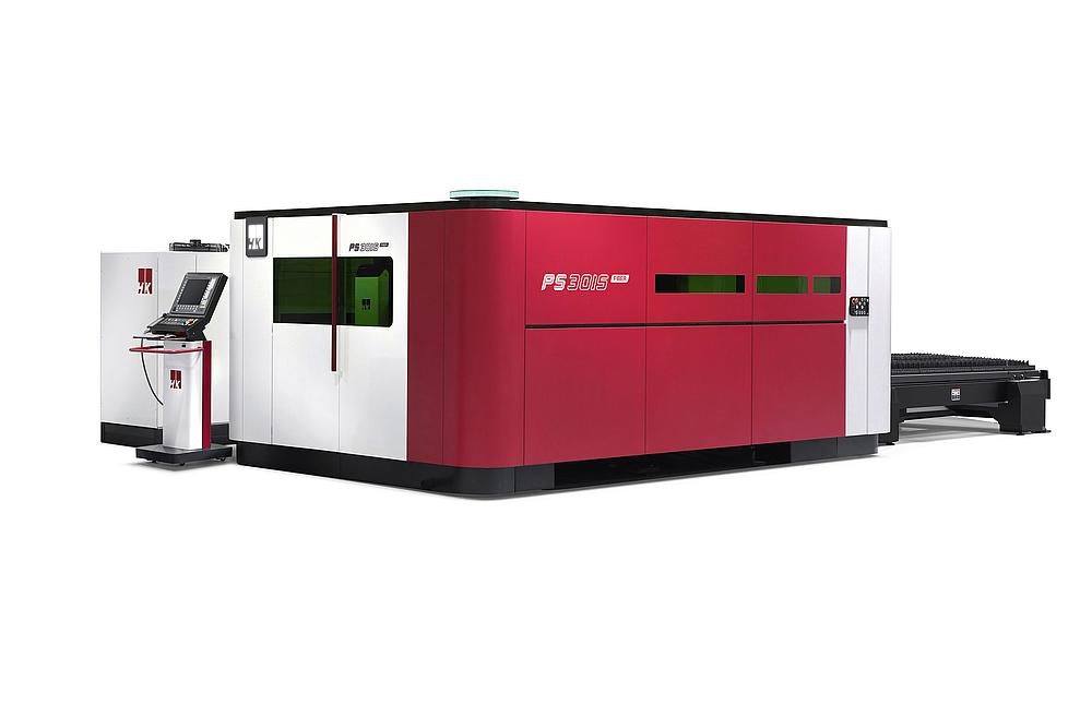 PS 3015 FIBRE - Fiber Laser Machines