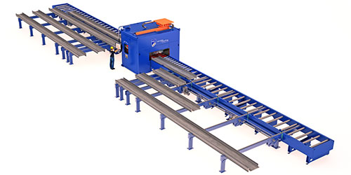RPC-H-beam-coping-machine