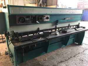 Used Hydraulic Guillotine