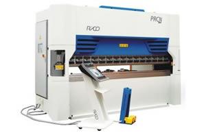 Press Brakes, metal bender RICO PRCN Model I line