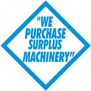 we purchase surplus machinery 1 - Used Universal Steelworkers | Punches