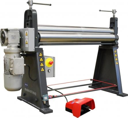 Powered Sheet Metal Rolling Machine 8264