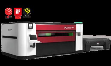 Fiber Laser Cutting Machine - FL 3015 Fiber