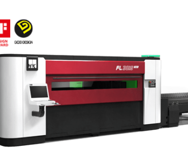 Fiber Laser Cutting Machine – FL 3015 Fiber