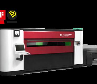 Fiber Laser Cutting Machine – FL 3015 Fiber