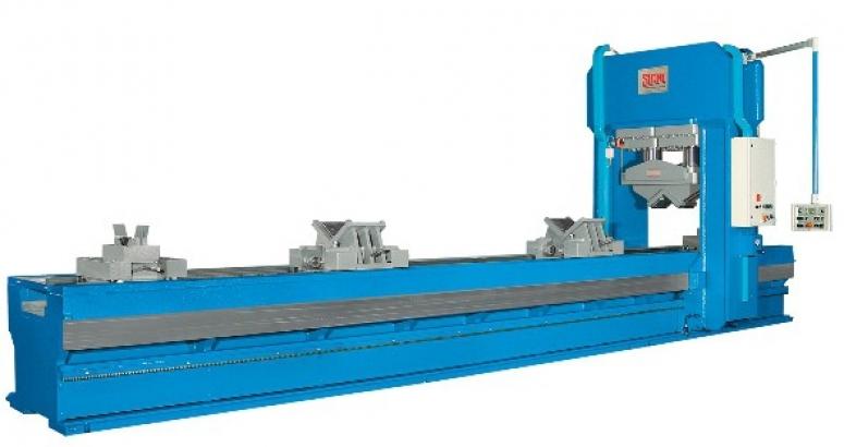 Hydraulic Tube Straightening Press