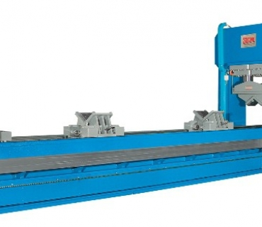 Hydraulic Tube Straightening Press