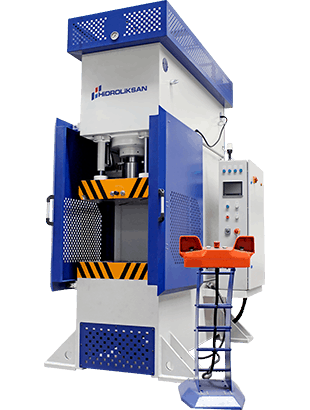 HIDROLIKSAN CFDD C-FRAME DEEP DRAWING PRESS