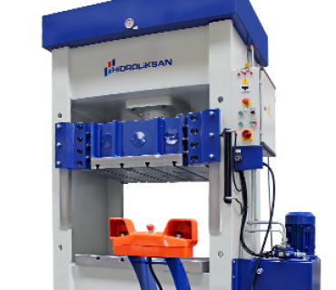 HIDROLIKSAN H-FRAME HYDRAULIC ECO PRESS