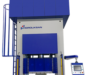 HIDROLIKSAN H-FRAME SINGLE ACTION PRESS