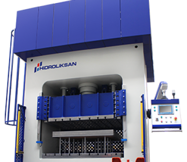 HIDROLIKSAN H-TYPE DEEP DRAWING PRESS