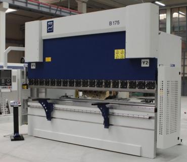 Hydraulic Synchronised Press Brake MVD iBend B