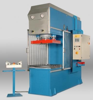 Hydraulic Press / Model MCL