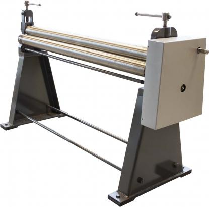 Manual Sheet Metal Rolling Machine 8263