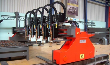 Oxy Fuel Cutting Machine Gantry Type MOTOFIL GRAGOM