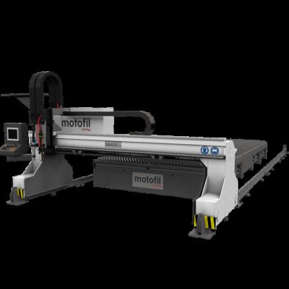 Plasma Cutting Gantry Model DRAGOm