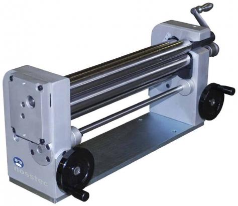 Manual Sheet Metal Rolling Machine 4126