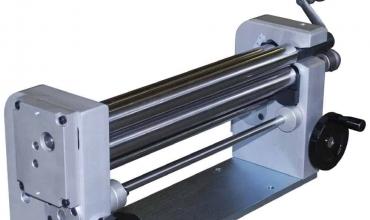 Manual Sheet Metal Rolling Machine - 4126