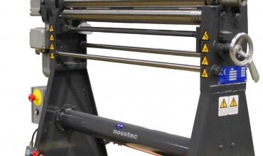Powered Sheet Metal Rolling Machine - 4135