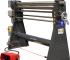 Powered Sheet Metal Rolling Machine 4135
