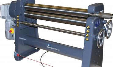 Powered Sheet Metal Rolling Machine - 8266