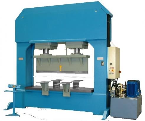 Hydraulic Press / Model PDL