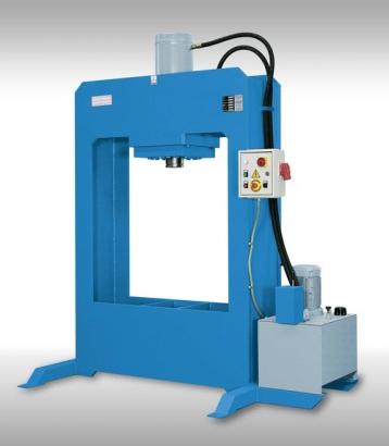 Hydraulic Press / Model PFC