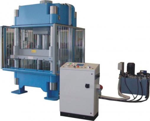 Hydraulic Press / Model PSQ