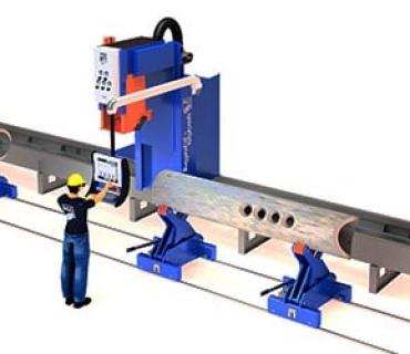 3D CNC Profile Cutting Machines