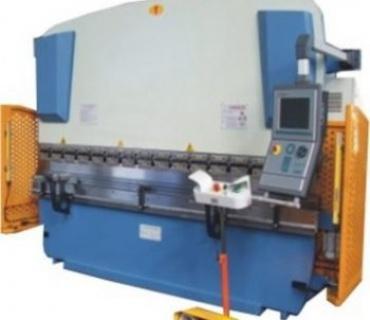 Hydraulic Torsion Bar Press Brake TECHNA FAB WC67Y