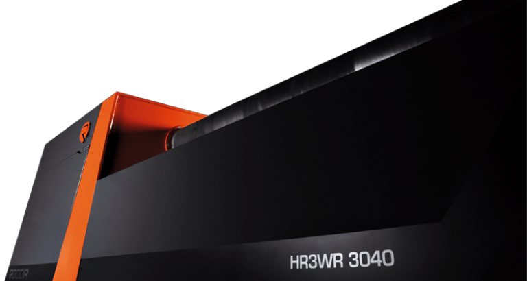 3 Roll Plate Bending Machine – HR3WR