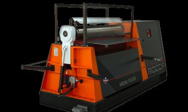 2 Roll Plate Bending Machine