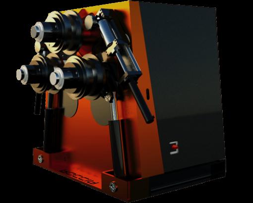 Roccia Section Rolling Machine – SR3W