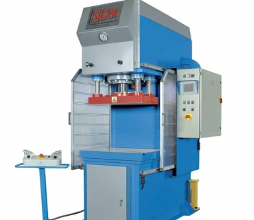 Hydraulic Press / Model MCL