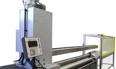 CNC Sheet Metal Rolling Machine - 8268