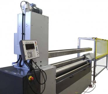 CNC Sheet Metal Rolling Machine 8268